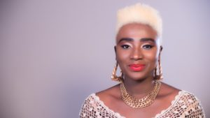 GOSPEL MUSICIAN LADY PREMPEH LOOKS SECULAR , CHECK HER NEW PICTURES