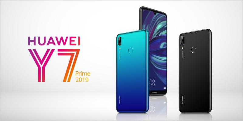 Huawei Y7 Prime 2019: Phone with Premium features at less