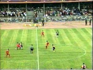 Today In Sports History: Hearts trash Kotoko