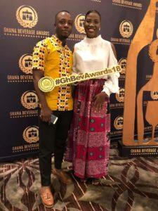 Sakaa at Ghana Beverage Awards2018