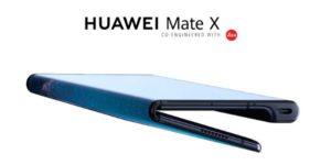 HUAWEI Mate X,