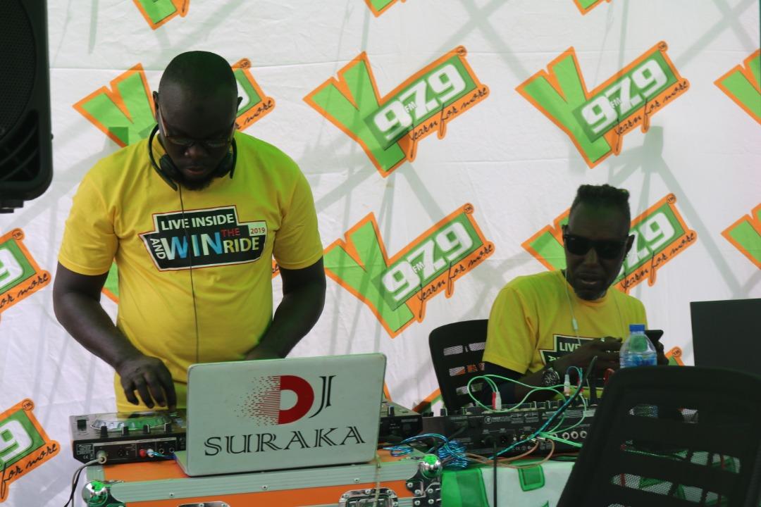 Live Inside and Win The Ride' Train Moves to Takoradi – e