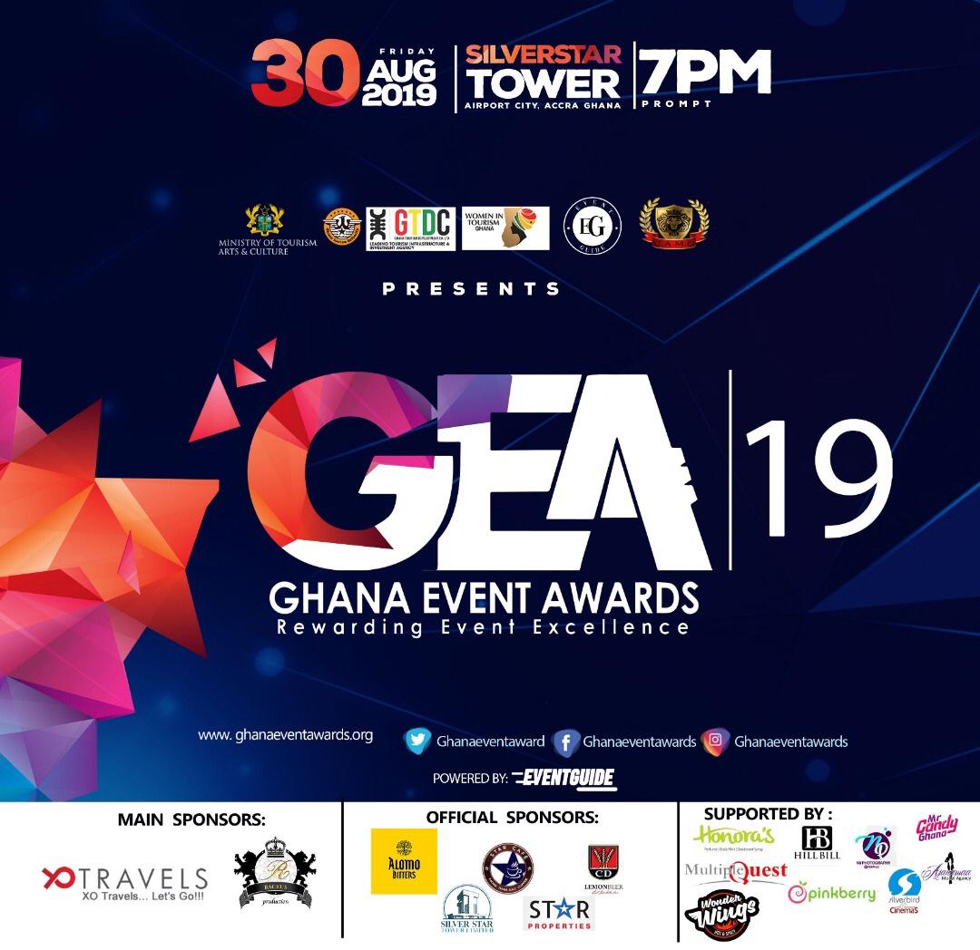 Full List of Nominees For 2019 Ghana Event Awards – e TVGhana